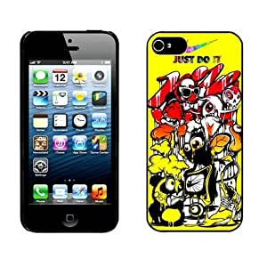 Lmf DIY phone caseUnigue Design iphone 5/5s cover Fashion Just Do It iphone 5/5s Case- Cell Phone Hard Case Cover wm013Lmf DIY phone case