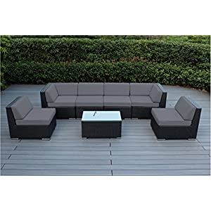 51yFHnbL6QL._SS300_ 100+ Black Wicker Patio Furniture Sets For 2020