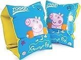 George Pig Printed Poolside Swimming Kids Blue Swim Bands Pack Of 6