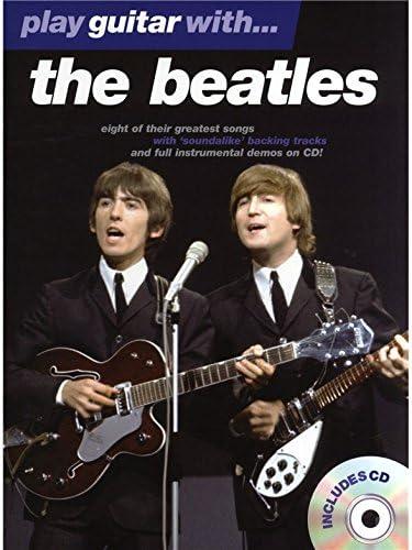 Play Guitar With... The Beatles. Partituras, CD para Acorde de ...