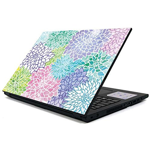 Skinit Floral Patterns Inspiron 15 3000 Series Skin - Spring Flowers Design - Ultra Thin, Lightweight Vinyl Decal Protection