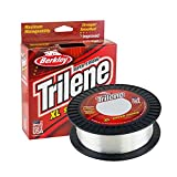 Berkley Trilene XL 1000 Yd. Economy Packs, 14 Lb.Test, Color: Clear XLEP14-15