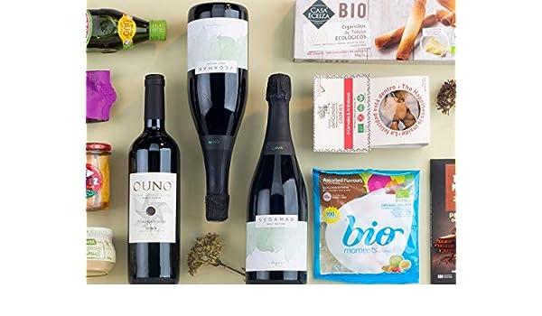 CESTAS Y LOTES DE NAVIDAD THE EXQUISITE BOX 323: Amazon.es: Alimentación y bebidas