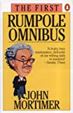 The First Rumpole Omnibus by John Mortimer front cover