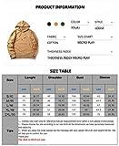 Men's Fake 2 Piece Hooded Pullover Sweatshirt Top