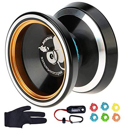 Yo-yo Ball Aluminio 6061/eje y rodamiento central inoxidable