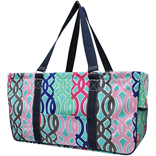 N Gil All Purpose Open Top 23 Classic Extra Large Utility Tote Bag