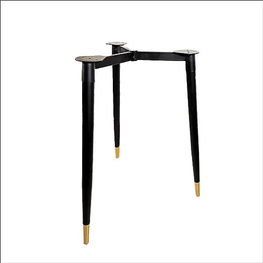 Furniture legs KUWD Patas De Mesa De Metal, Pueden Soportar 400 Kg ...