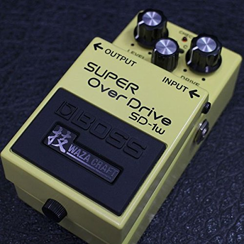 BOSS/SD-1W SUPER OverDrive B07D46CNQB