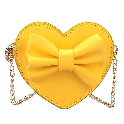 9b9b608dcb Girls borsa a tracolla messenger bag, sveglia per bambini, principessa,  catena