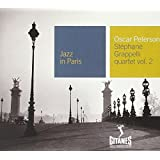Jazz in Paris: Oscar Peterson-Stephane Grapelli Quartet, Vol. 2 by Musidisc (2003-08-27)