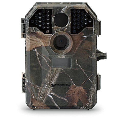 Stealth Cam P36 Black Flash 8MP Trail Camera