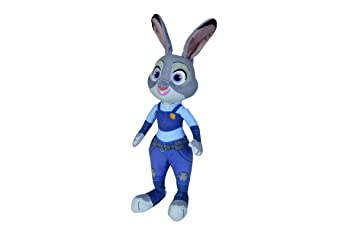Disney 5870497 Juguete de Peluche - Juguetes de Peluche (Conejo de Juguete, Zootropolis,