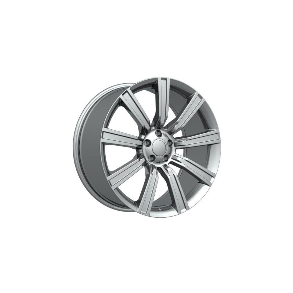 20 Rims for Range Land Rover Evoque 2013 Set of Four Rims and Caps