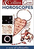 img - for Horoscopes (Collins GEM) by J. Maya Pilkington (2001-06-03) book / textbook / text book