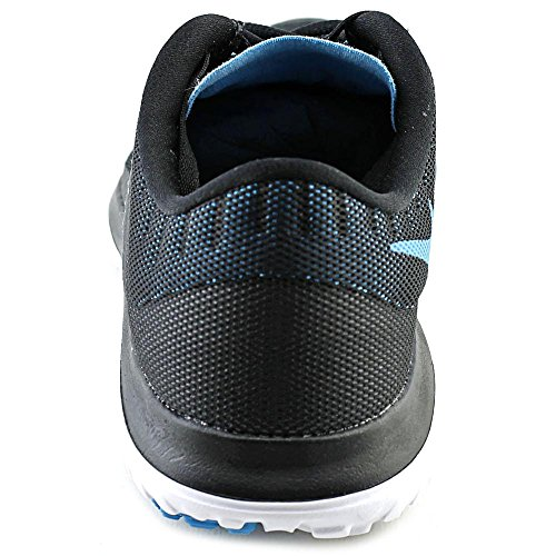 Para mujer Nike FS Lite Run 2running fitness negro Lace Up Deportes Entrenadores negro
