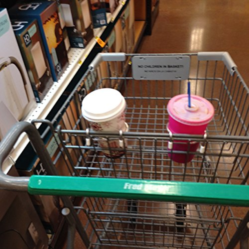 Shopping Cart Cup Holder
