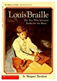Louis Braille, Margaret Davidson, 0590406027
