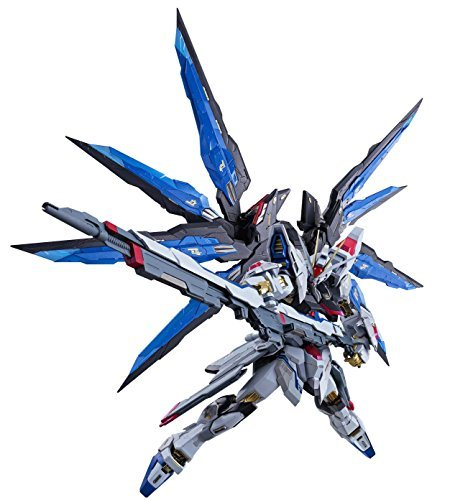 Price comparison product image METAL BUILD Strike Freedom Gundam about 195mm ABS & PVC & die-cast painted action figure