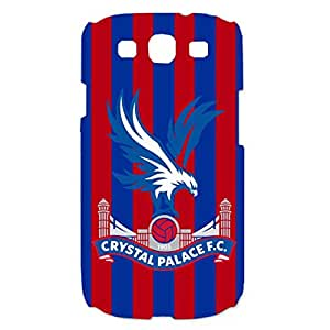 Crystal Palace Football Club Logo Series C32N002 3D Hard Plastic Case Cover For Samsung Galaxy S3