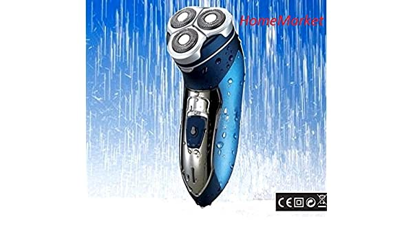 Afeitadora alto definición 3 ganchos giratorios) impermeable ...