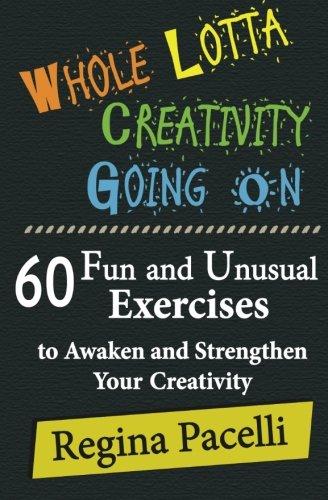 Whole Lotta Creativity Going Strengthen