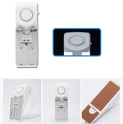Amazon.com: Maikouhai 1x Door Stop,New Door Stop Alarm Home ...