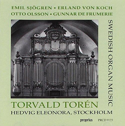 Swedish Organ Music