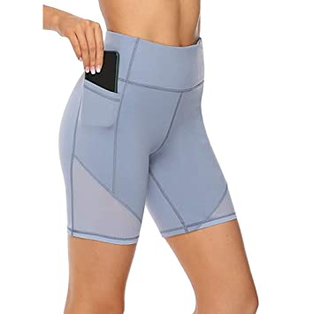 Yoga Pantalones Cortos Deportivos para Mujer Pantalones ...