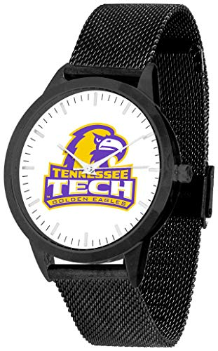 Tennessee Tech Eagles - Mesh Statement Watch - Black Band - Black Dial