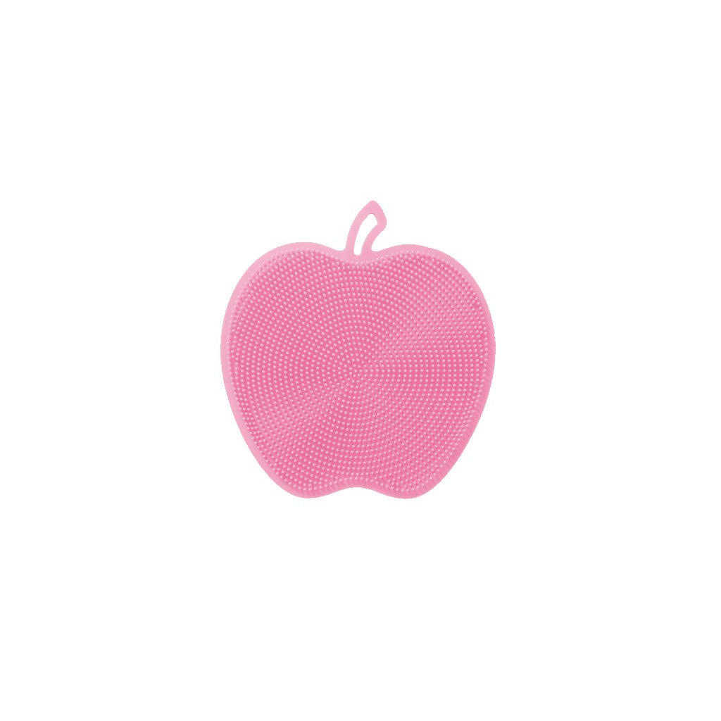 Multi-Functional Silicone Washing Brush Can Be Used As Coaster Insulation Pad Frog Fun New.Hot.Sale