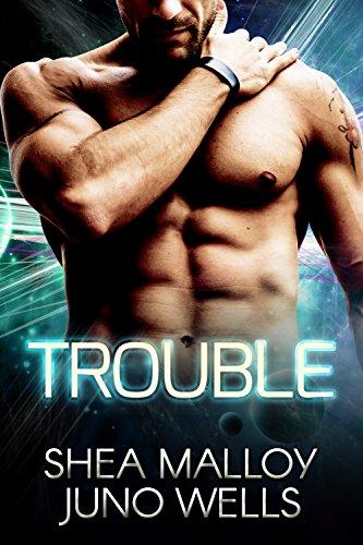 Trouble: Sci-fi Alien Romance (Sexy Female Marine)