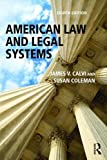 img - for American Law and Legal Systems book / textbook / text book