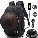 Best Basketball Backpacks - Basketball Backpack Soccer & Football Backpack Computer Backpack Review