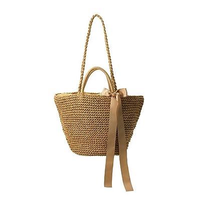 Amazon.com: KARRESLY Bolsas de hombro para mujer, casuales ...