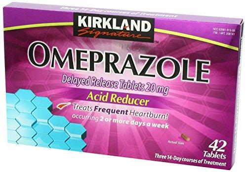Kirkland Signature Omeprazole 3x14 Tablets ()