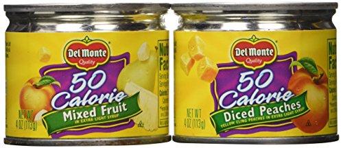 Del Monte Lite Fruit Variety - 24/4 oz cans
