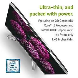 Acer Aspire Z24-890-UA91 AIO Desktop, 23.8 inches Full HD, 9th Gen Intel Core i5-9400T, 12GB DDR4, 512GB SSD, 802.11ac…