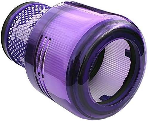 Filtre moteur 12,8 x 9 CM Aspirateur balai sans fil V11 Dyson Adapté pour les modèles V11 Animal Plus, V11 Absolute & V11 Absolute Pro.