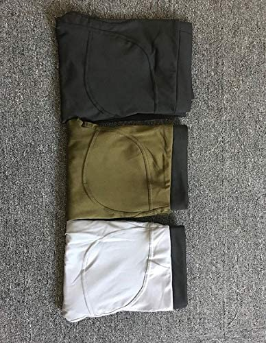 Ruiyi Tech S-XL Womens Package Hip Tight Slim Bodycon Bandage Trousers Yoga Leggings Green XL