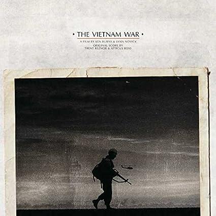 The Vietnam War – Original Score by Trent Reznor & Atticus Ross (2CD)