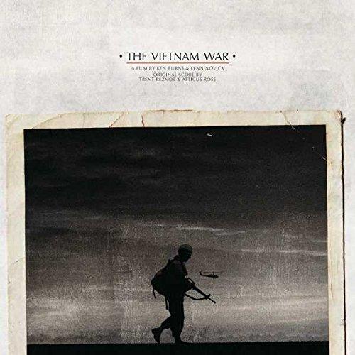 The Vietnam War – A Film By Ken Burns & Lynn Novick:  Original Score [2 CD]