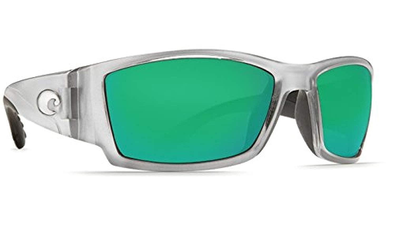 2019年秋冬新作 [Costa N/A Del Mar] メンズ レディース Green B00SBY8LYY Silver Green/ Green Mirror 580P N/A N/A|Silver/ Green Mirror 580P, 滝根町:dca02e73 --- arianechie.dominiotemporario.com