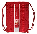 Brand New Manchester United Official Cinch/Tote Soccer Gym Bag (MUFC)