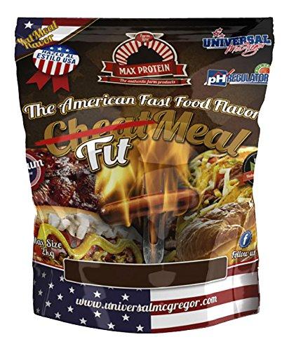 Max Protein Fitmeal Harina de Avena Dulce y Salado - 2000 gr