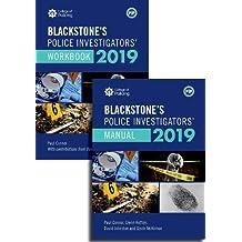 Blackstone's Police Investigators' Manual and Workbook 2019 Pack