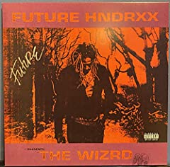 """Future signed The Wizrd 12"""" lp album in good condition. Signed as part of album pre-sale from his official site. LOA provided."""
