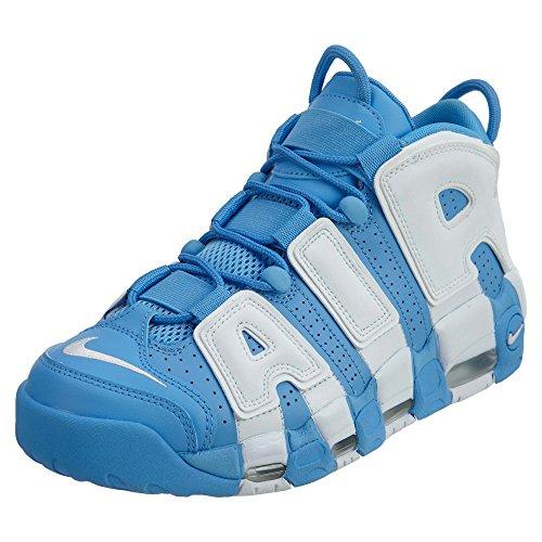NIKE 's University International White Running Shoes Blue Men Huarache Air Or1OqR