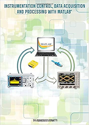 Instrumentation Control, Data Acquisition and Processing with MATLAB