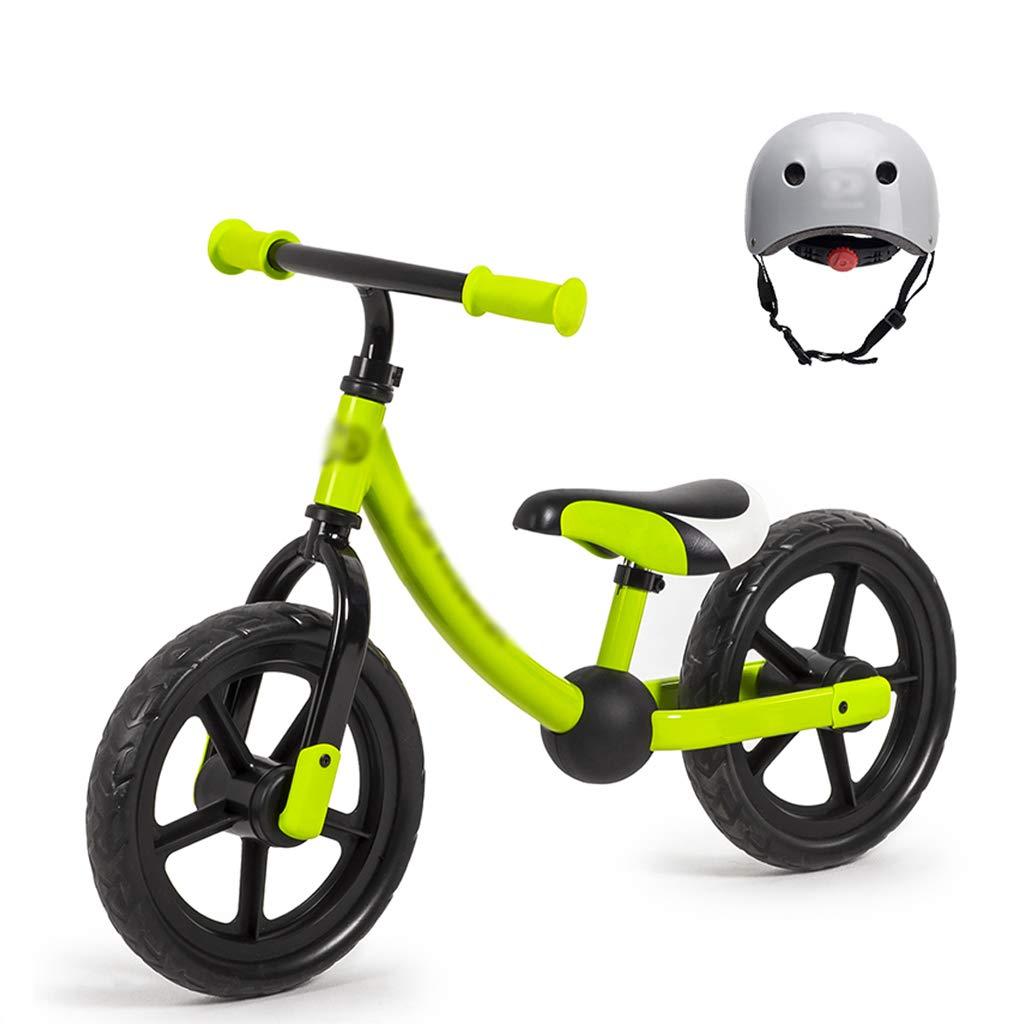 DUWEN-Kinder Balance Auto Zweirad Fahrrad High Carbon Steel Frame kein Pedal